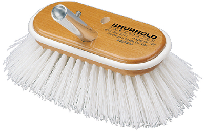 DECK BRUSHES (#658-990) - Click Here to See Product Details