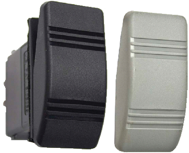 CONTURA III<sup>®</sup> WEATHER RESISTANT ROCKER SWITCHES (#11-RK19750TP) - Click Here to See Product Details