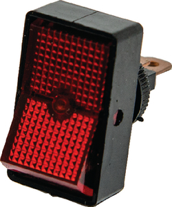 ILLUMINATED SURFACE MOUNT ROCKER SWITCH (#11-RK21430) - Click Here to See Product Details