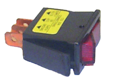 NARROW BODY ROCKER SWITCH (#11-RK21890) - Click Here to See Product Details