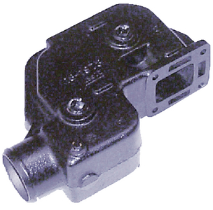 EXHAUST ELBOWS & RISERS (#47-1978) - Click Here to See Product Details