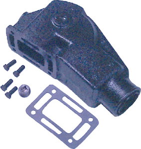 EXHAUST ELBOWS & RISERS (#47-1999) - Click Here to See Product Details