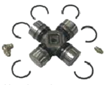 U-JOINTS - HEAVY DUTY (#47-2104) - Click Here to See Product Details