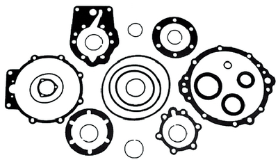BORG-WARNER SEAL KIT (#47-2590) - Click Here to See Product Details