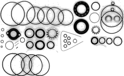 DRIVE & LOWER UNIT SEAL KIT (#47-2625) - Click Here to See Product Details