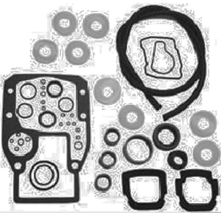 UPPER SEAL KIT OMC/COBRA (#47-2673) - Click Here to See Product Details