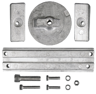 MERCURY VERADO ANODE KIT (#47-6156M) - Click Here to See Product Details
