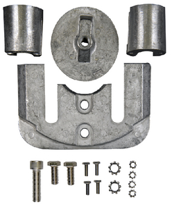 MERCRUISER BRAVO II & III ANODE KIT (#47-6160M) - Click Here to See Product Details