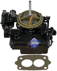 SIERRA REMANUFACTURED CARBURETORS (#47-76081) - Click Here to See Product Details