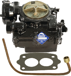 SIERRA REMANUFACTURED CARBURETORS (#47-76091) - Click Here to See Product Details