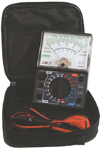 MULTI METER/DVA TESTER (#47-9801) - Click Here to See Product Details