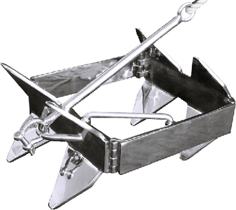 COLLAPSIBLE BOX ANCHOR (#773-SBA) - Click Here to See Product Details