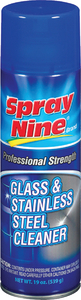 GLASS & STAINLESS STEEL CLEANER - Click Here to See Product Details