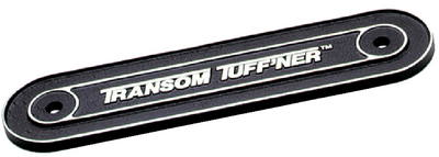 TRANSOM TUFF'NER<sup>TM</sup> SUPPORT PLATE (#169-1780203) - Click Here to See Product Details