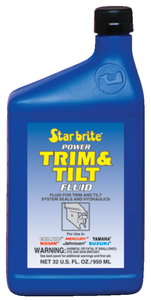POWER TRIM & TILT FLUID (#74-28532) - Click Here to See Product Details
