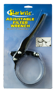 ADJUSTABLE FILTER WRENCH (#74-28908) - Click Here to See Product Details