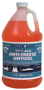 WINTER SAFE -50?F ANTI-FREEZE (#74-31200) - Click Here to See Product Details