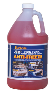 -50?F NON-TOXIC WATER SYSTEM & ENGINE ANTI-FREEZE (#74-31400) - Click Here to See Product Details