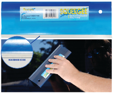 ERGONOMIC SQUEEGEE (#74-40045) - Click Here to See Product Details