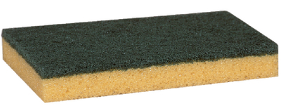 2-in-1 CELLULOSE SCRUBBER/SPONGE (#74-40049) - Click Here to See Product Details