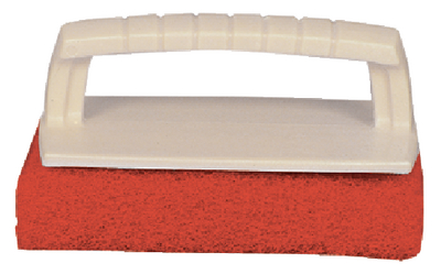 SCRUB PAD WITH HANDLE (#74-40130) - Click Here to See Product Details