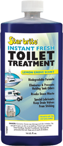 INSTANT FRESH TOILET TREATMENT (#74-71716) - Click Here to See Product Details