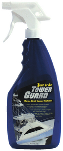 TOWER GUARD MARINE METAL CLEANER/PROTECTOR (#74-80922) - Click Here to See Product Details