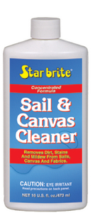 SAIL & CANVAS CLEANER (#74-82016) - Click Here to See Product Details