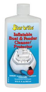 INFLATABLE BOAT & FENDER CLEANER / PROTECTOR (#74-83416) - Click Here to See Product Details