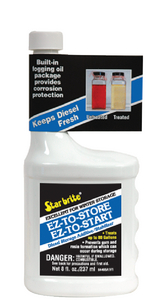 EZ-TO-STORE EZ-TO-START DIESEL ADDITIVE/STABILIZER