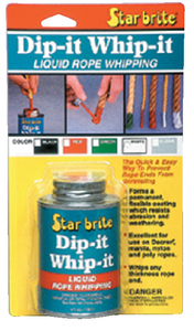 DIP-IT WHIP-IT LIQUID ROPE - Click Here to See Product Details