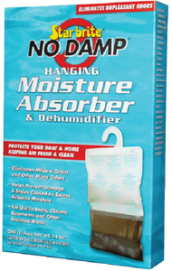 NO DAMP HANGING MOISTURE ABSORBER & DEHUMIDIFIER (#74-85470) - Click Here to See Product Details