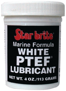 WHITE PTEF LUBRICANT (#74-85504) - Click Here to See Product Details
