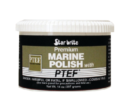 MARINE POLISH WITH PTEF<sup>&reg;</sup> (#74-85714) - Click Here to See Product Details