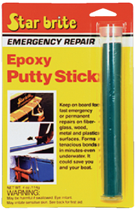 EMERGENCY REPAIR EPOXY PUTTY STICK (#74-87104) - Click Here to See Product Details