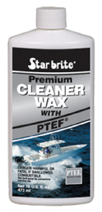PREMIUM CLEANER WAX WITH PTEF<sup>®</sup> - Click Here to See Product Details