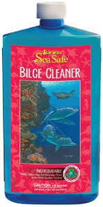 SEA SAFE BILGE CLEANER - Click Here to See Product Details