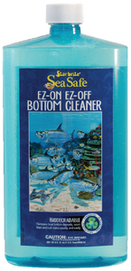 SEA SAFE EZ-ON EZ-OFF BOTTOM CLEANER - Click Here to See Product Details
