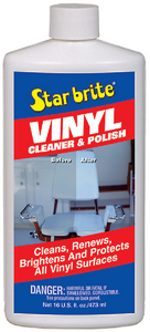 VINYL CLEANER AND POLISH (#74-91016) - Click Here to See Product Details
