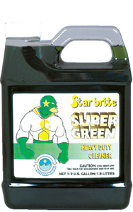 SUPER GREEN HEAVY DUTY CLEANER - Click Here to See Product Details