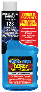 STAR*TRON GAS ADDITIVE (#74-93008) - Click Here to See Product Details