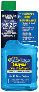 STAR TRON DIESEL ADDITIVE  (#74-93116) - Click Here to See Product Details