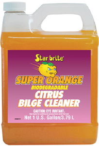 ORANGE CITRUS BILGE CLEANER (#74-94432) - Click Here to See Product Details