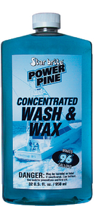 POWER PINE WASH & WAX (#74-94732) - Click Here to See Product Details