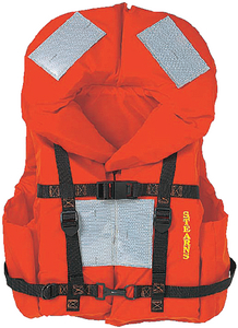 TYPE I MERCHANT MATE II<sup>TM</sup> VEST (#106-2000004519) - Click Here to See Product Details
