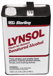 LYNSOL DENATURED ALCOHOL - Click Here to See Product Details