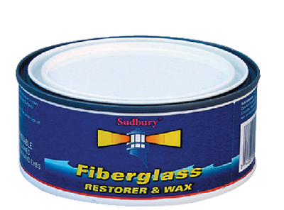 ONE STEP FIBERGLASS RESTORER & WAX (#829-410) - Click Here to See Product Details