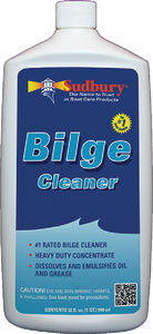 BILGE CLEANER (#829-800G) - Click Here to See Product Details