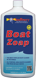 BOAT ZOAP (#829-805G) - Click Here to See Product Details
