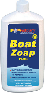 BOAT ZOAP PLUS (#829-810G) - Click Here to See Product Details